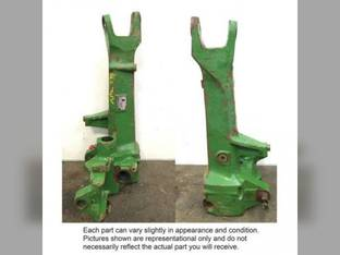 Used MFWD Axle Housing John Deere 2351 2251 2140 2141 2755 2750 2941 2951 2651 2541 L60116