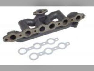 Manifold, 4 Cylinder, Gas, Intake & Exhaust