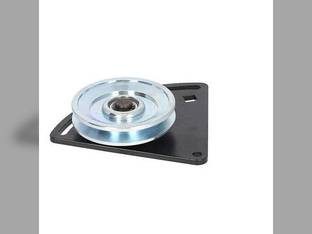 Idler Pulley with Bracket Ford 7910 6410 4600 2600 4100 6700 6610 650 8000 5610 8210 540 6600 535 7810 335 8530 7710 545 231 7600 6810 531 9700 7610 233 5110 555 7700 445 5600 5700 6710 8630 3600