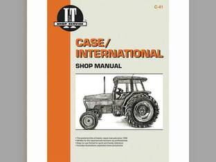 I&T Shop Manual - C-41 Case/International Case IH 5120 5120 5140 5140 5130 5130