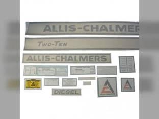Decal Set 210 Two-Ten Vinyl Allis Chalmers 210