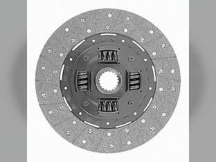 Remanufactured Clutch Disc New Holland TC48DA T2410 4055 TC55DA Case IH Farmall 55 DX55 DX48 SBA320400650