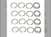 "Piston Ring Set - .020 "" Minn-Moline Minneapolis Moline 165 206H4 335 R RT RTI RTU Z"