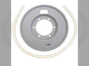 Brake Dust Shield Ford NAA 8N 8N2255
