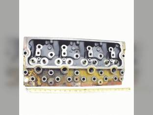Used Cylinder Head Caterpillar 416C