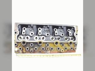 Used Cylinder Head Massey Ferguson 4255 4253 4355 4222893M91 Caterpillar 416C 3054 Perkins 1004-4