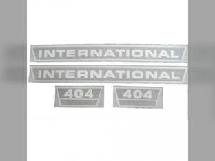 Decal Set International 404