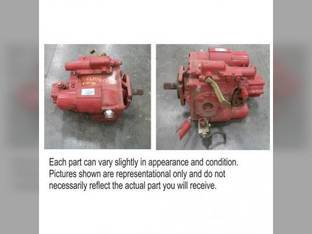 Used Hydrostatic Drive Pump Case IH 5088 84190597