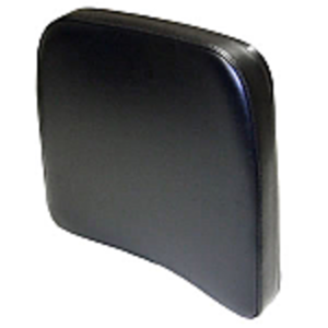 Seat Back - Black Fabric