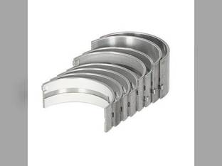 "Main Bearings - .020"" Oversize - Set Massey Ferguson 4500 2135 235 2200 203 20C 240 154 250 2500 35 135 200 20D 30H 20F 150 30E 50 205 30B 230 20 40 40 Ford Super Dexta Dexta Allis Chalmers 6040 160"