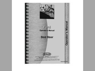 Operator's Manual - FO-O-CL20 Ford CL20