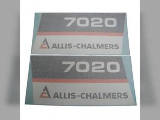 Decal Set Allis Chalmers 7020
