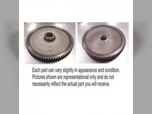 Used Independent PTO Drive Gear IH 81 Teeth International 2606 544 664 606 686 Hydro 70 2504 504 666 Hydro 86 389537R1