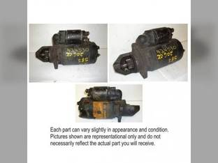 Used Starter International 484 784 Hydro 84 284 584 385 485 684 884 Case IH 895 485 395 585 995 685 495 385 885 Case 380CK 529965R93