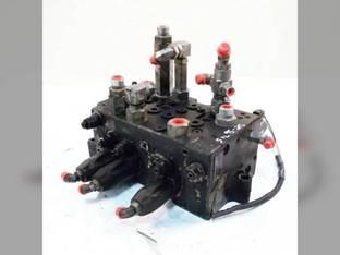Used Hydraulic Control Valve Kubota SVL95-2 V0631-63813