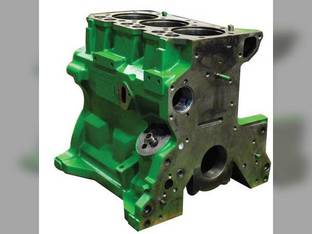 Remanufactured Engine Block - Bare 2.9L John Deere 5200 5320 3029T 5300 240 3029 250 5210 260 5400 5310 5220