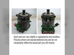 Used Hydraulic Pump John Deere 8410 8200 8100 8210 8300 8110 8400 8310 RE65337