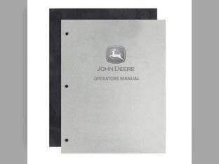 Operator's Manual - JD-O-OMR34406 John Deere 3020 3020