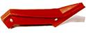 Helical Kicker Plate