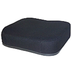 Seat Cushion - Black Fabric