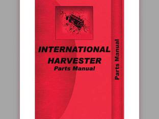 Parts Manual - IH-P-B414 International B414 B414