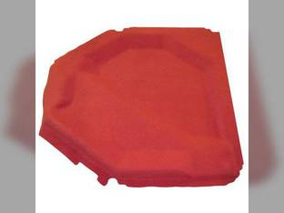 Cab Foam Main Headliner Red Material Series III White 2-180 2-110 145 140 160 170 2-135 100 125 185 120 2-155 2-88 195
