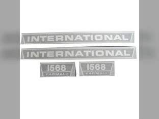 Decal Set International 1568