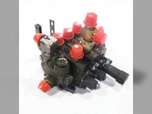 Used Hydraulic Control Valve Gehl 6625 SL6625 079107