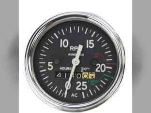 Remanufactured Tachometer Gauge Allis Chalmers 190XT 190 70252409