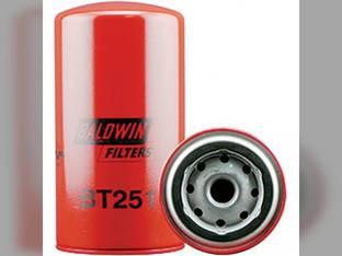 Filter - Lube Full Flow Spin On BT251 D2NN 6714 C Massey Ferguson Ford 7600 9700 D2NN-6714-C Oliver 1365 1850 1650 1600 1800 1465 White 4-180