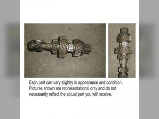 Used Transmission Drive Shaft John Deere 2440 1640 2155 820 920 2020 1520 830 1120 2550 1130 2120 2030 1030 1530 1020 2350 1630 2040 2240 2355N 2255 2130 2150 300B 2040S 2355 2555 1830 T21980