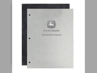 Operator's Manual - JD-O-OMR65463 John Deere 4840 4840 4640 4640