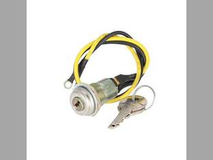 Ignition Lock & Wire Set Oliver 77 88 Ford 600 8N 800 501 9N 700 1801 2000 900 NAA 4000 2N Massey Harris Massey Ferguson TO30 TO20 35 TE20 TO35 65 50 Allis Chalmers WD D14 CA C Case CockShutt / CO OP