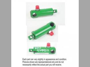 Used Platform Float Cylinder John Deere 620F 630F 615F 618F 622R 635R 625R 615R 630R 620R 618R 625F 635F 622F AH169246