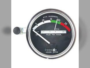 Tachometer Gauge White Needle John Deere 600 4620 4520 4000 4020 AR32827