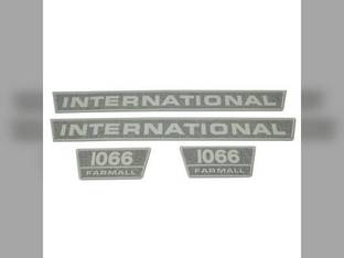 Decal Set - 1066 International 1066