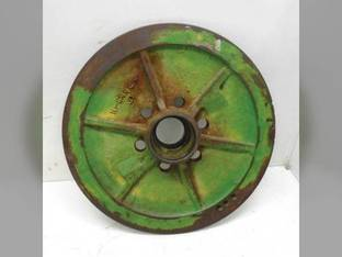 Used Feeder House Pulley John Deere 7700 6600 6620 AH84905