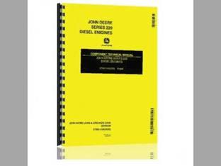 Service Manual - JD-S-CTM3 John Deere 855 955 755 655 575 675B 375 675 Yanmar 4TN82