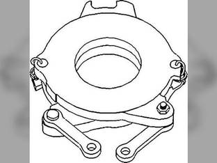 Brake Actuating Assembly International 544 2544 404919R91