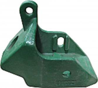 Closing Wheel Arm Stop, Cast Iron