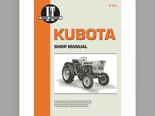 I&T Shop Manual Collection - K-201 Kubota L285 L285 L345 L345 L295 L295 L225 L225 B6100 B6100 L355 L355 B7100 B7100 L210 L210 L235 L235 L305 L305 L245 L245 B5100 B5100 L175 L175 L185 L185 L275 L275