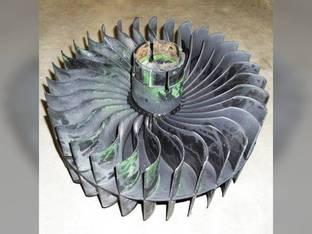 Used Cleaning Fan Fan Blade Rotor John Deere 9650 9640 7455 9600 7460 7445 9660 9680 9610 7450 H119211
