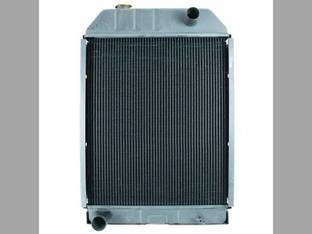 Radiator New Holland L783 L784 L785 L779 9619995
