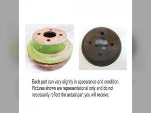Used Water Pump Pulley John Deere 4010 4230 3010 3020 4000 4020 4400 AR40148