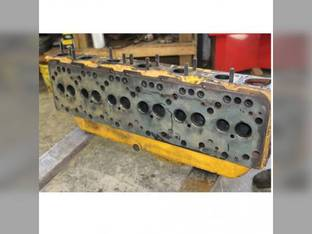 Used Cylinder Head International 4100 4156