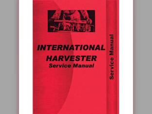 Service Manual - IH-S-ENG GAS E International 350 350 300 300 350U 350U 300U 300U