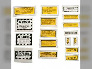 Decal Set International 460