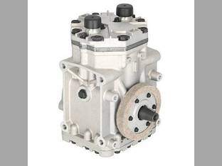 Air Conditioning Compressor - York Style Valeo Ford Case International 706 766 1066 966 New Holland Gleaner White Oliver Versatile Minneapolis Moline John Deere 7700 Massey Ferguson Hesston Steiger