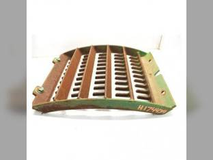 Used Rotor Grate - RH John Deere 9650 STS 9660 STS 9760 STS 9750 STS S670 9770 STS S760 S650 9870 STS S790 9860 STS S770 S780 S680HM S690 S680 S670HM S690HM S660 9670 STS H174439