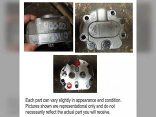 Used Power Steering Pump International 544 664 686 Hydro 70 2544 666 666 Hydro 86 656 2656 391351R91